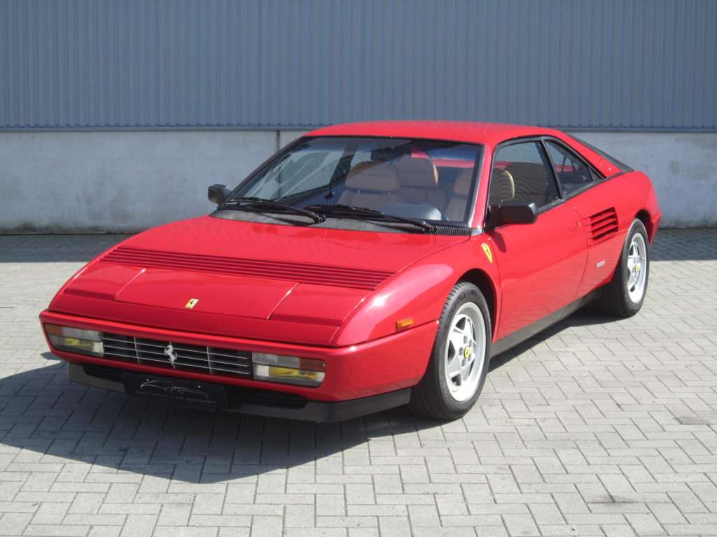ferrari mondial t 3 4 ecs. Black Bedroom Furniture Sets. Home Design Ideas